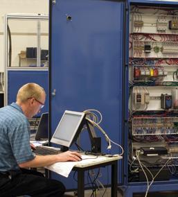 Électromécanique de systèmes automatisés